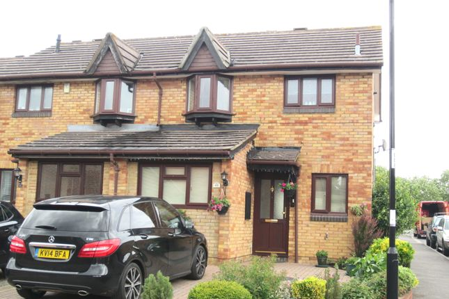 3 bed end terrace house to rent in Cornflowerlane, Croydon