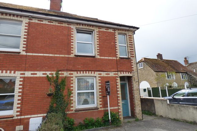 Thumbnail End terrace house for sale in Bay Road, Gillingham