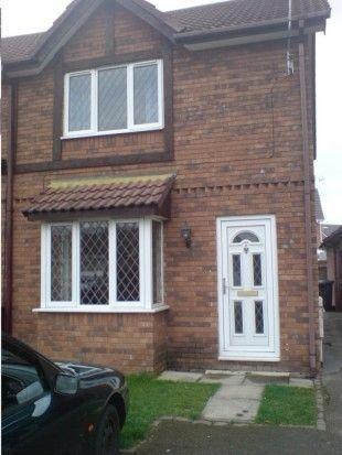 Thumbnail Semi-detached house to rent in Lon Olwen, Kinmel Bay, Rhyl