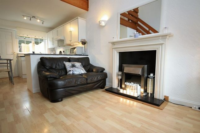 Thumbnail Terraced house for sale in Jones Green, Livingston