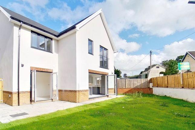 Thumbnail Detached house for sale in Clos Afon, Aberdare