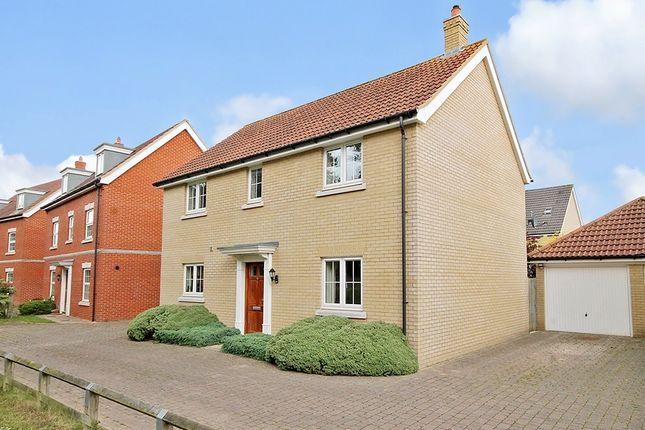 Thumbnail Detached house for sale in Sage Court, Red Lodge