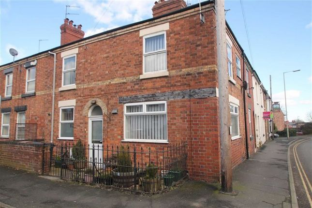 Thumbnail Terraced house to rent in Castle Street, Oswestry