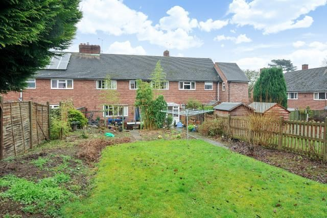 Thumbnail Semi-detached house for sale in Sandpits, Leominster