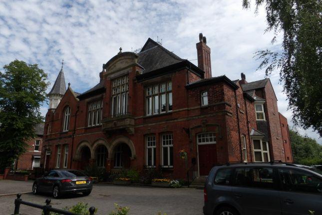 Thumbnail Flat to rent in Heaton Moor Road, Heaton Moor, Stockport