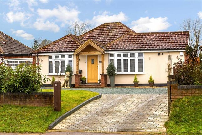 Thumbnail Bungalow for sale in Watford Road, St Albans, Hertfordshire