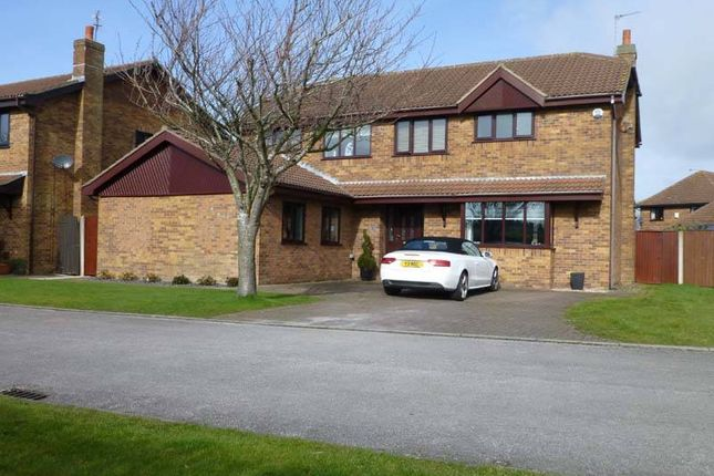 Thumbnail Detached house for sale in Gladeway, Thornton-Cleveleys