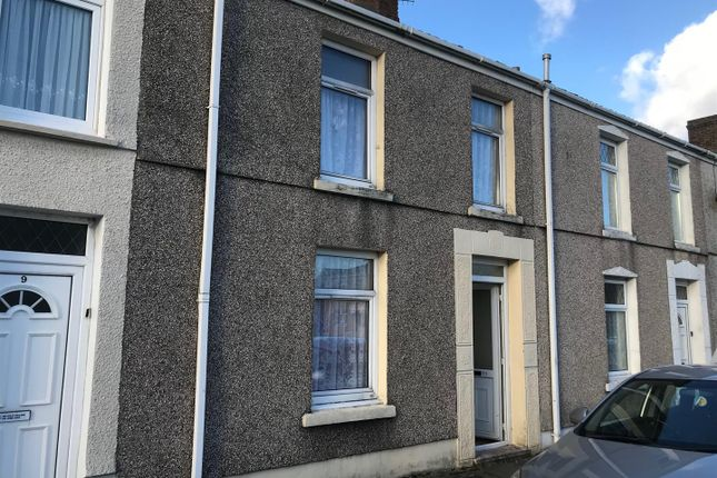 Thumbnail Terraced house for sale in New Street, Llanelli