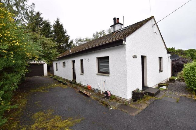 Thumbnail Detached bungalow for sale in Leacnasaide, Gairloch, Ross-Shire