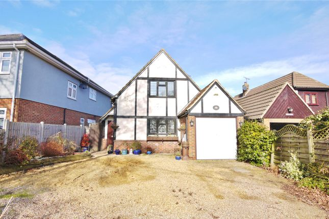 Thumbnail Detached house for sale in Hook End Road, Hook End, Brentwood, Essex