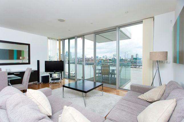 Thumbnail Flat to rent in Luna House, Tempus Wharf, Shad Thames
