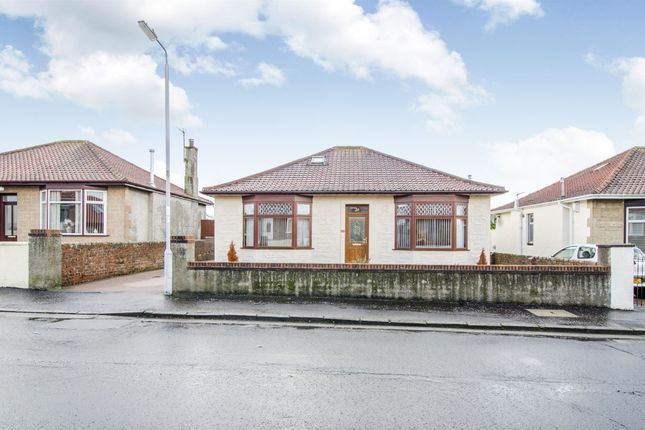 Thumbnail Detached bungalow for sale in Meadowpark Drive, Ayr