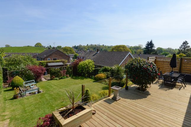 Thumbnail Detached bungalow for sale in Canterbury Road, Brabourne Lees, Ashford