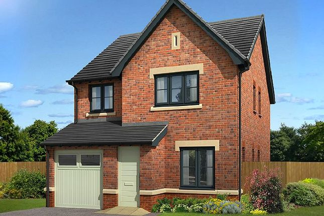 Thumbnail Detached house for sale in Moss Way, Blackpool