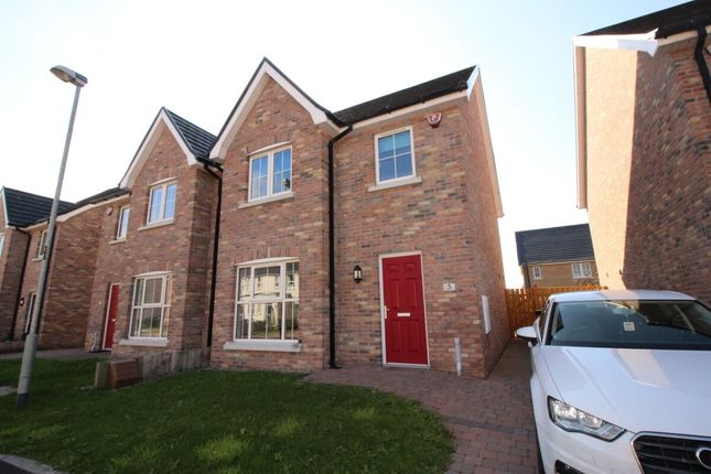 Thumbnail Semi-detached house for sale in Ayrshire View, Lisburn