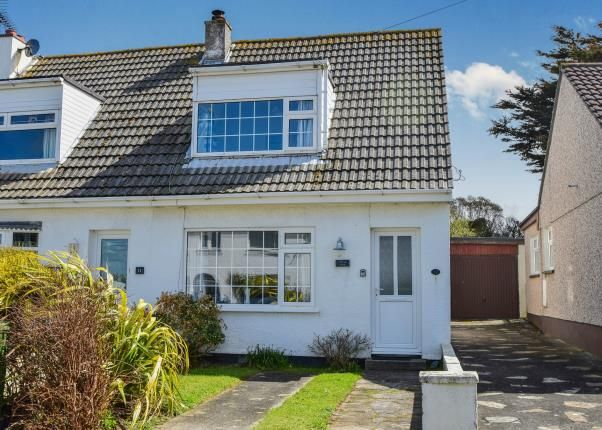 Thumbnail Semi-detached house for sale in Port Isaac, Cornwall