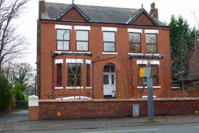 Thumbnail 3 bed flat to rent in Edge Lane, Chorlton