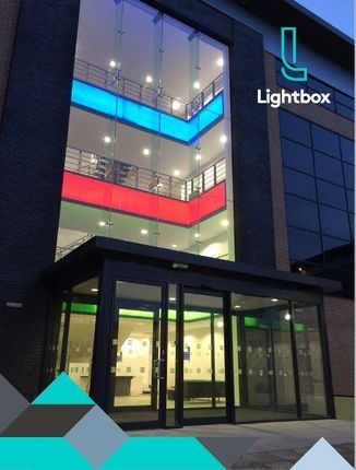 Office to let in The Lightbox, Quorum Park, Long Benton, Newcastle Upon Tyne