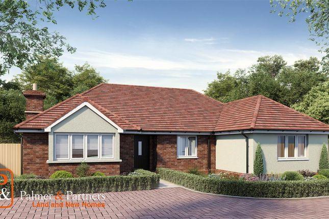 Thumbnail Detached bungalow for sale in Eagle House, Sudbury Road, Newton