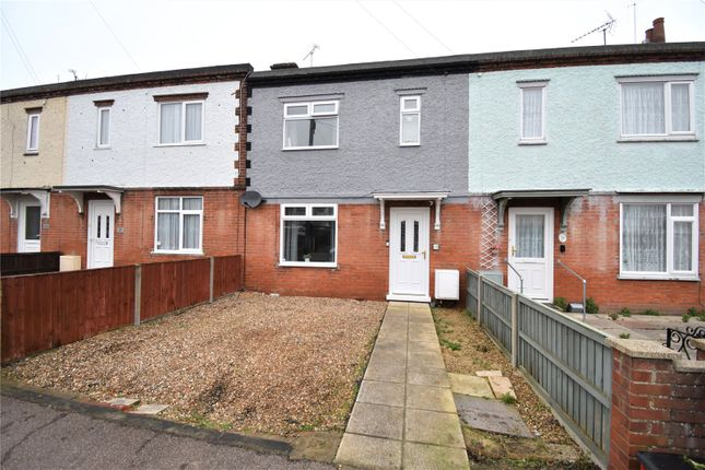 2 bed terraced house for sale in Grafton Road, Harwich, Essex CO12