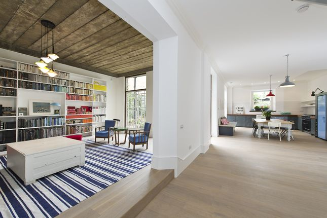 Thumbnail End terrace house for sale in Ponsard Road, London