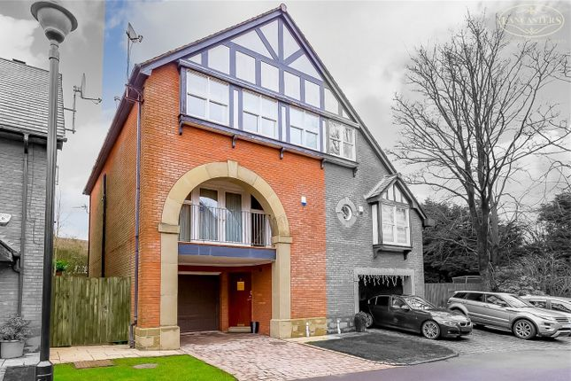 Thumbnail Semi-detached house for sale in Stockmar Grange, Bolton