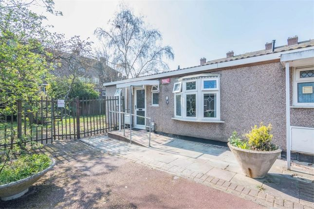 Thumbnail Semi-detached bungalow for sale in Ozolins Way, Victoria Dock, London