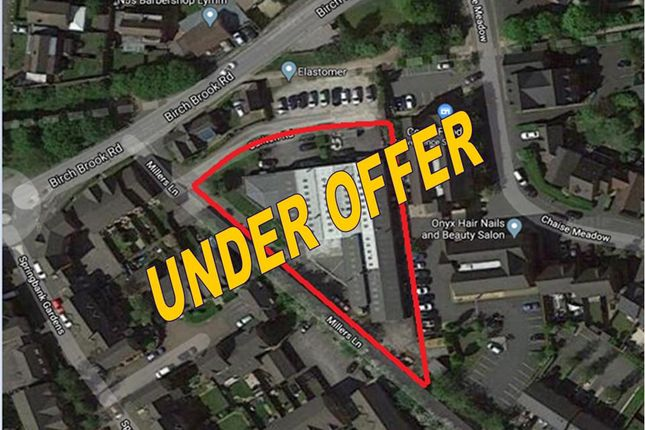 Thumbnail Land for sale in Rushgreen Works, Millers Lane, Lymm, Warrington, Cheshire