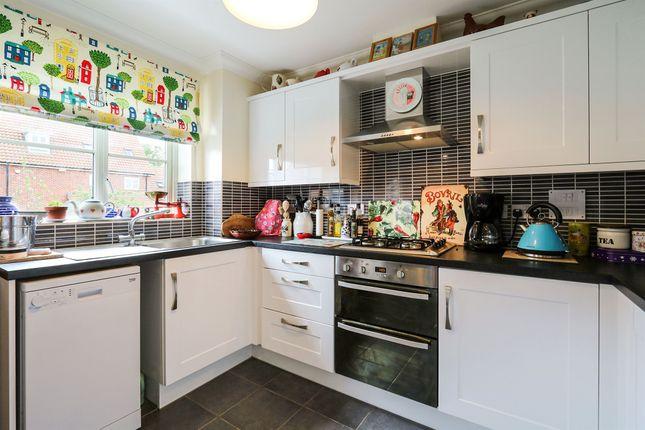 Thumbnail Town house for sale in Castle Brooks, Framlingham, Woodbridge
