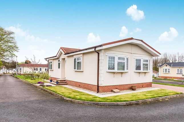 Thumbnail Bungalow for sale in Homelands Park, Ketley Bank, Telford
