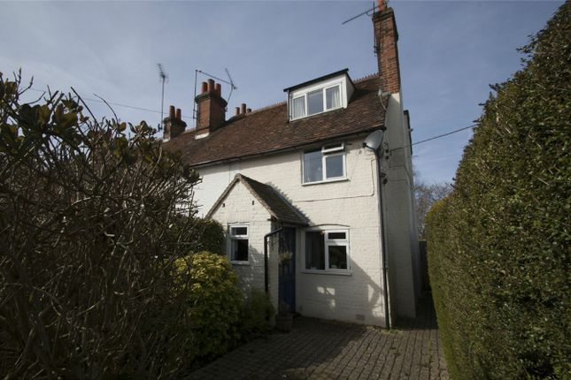 Thumbnail End terrace house for sale in Hook Road, North Warnborough, Hook