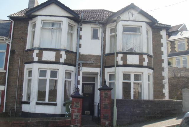 Thumbnail End terrace house to rent in Stow Hill, Treforest, Pontypridd