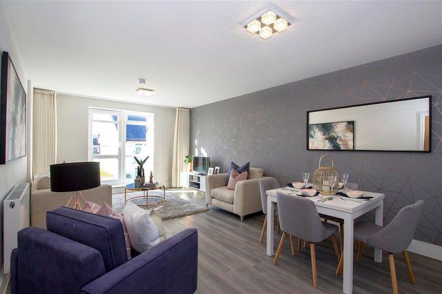 Thumbnail Flat for sale in Plot 6, Bowman House, Queensgate, Farnborough, Hampshire