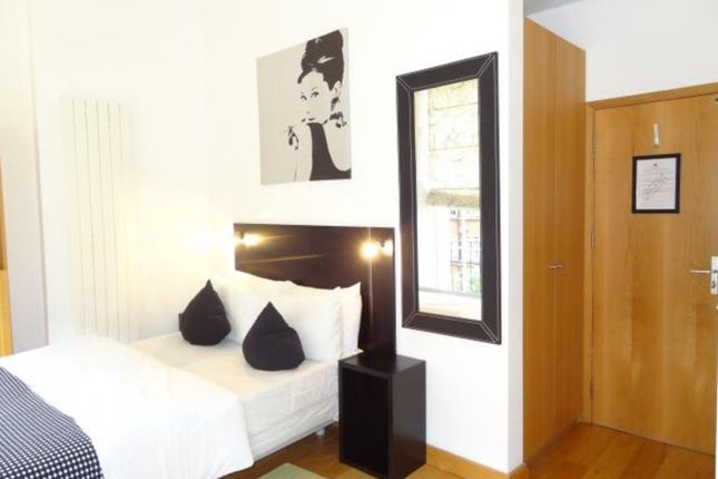 Thumbnail Studio to rent in Cartwright Gardens, London
