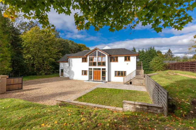 Thumbnail Detached house for sale in Aurora, 42 Old Mugdock Road, Strathblane, Glasgow