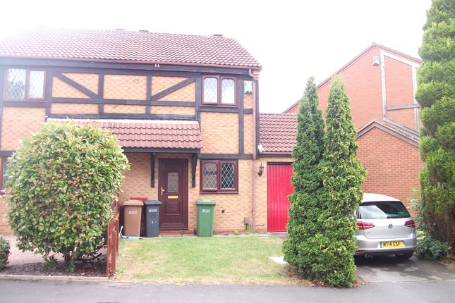 Thumbnail Semi-detached house to rent in Tilesford Close, Solihull
