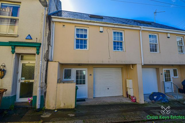 Thumbnail Terraced house for sale in Healy Place, Stoke, Plymouth
