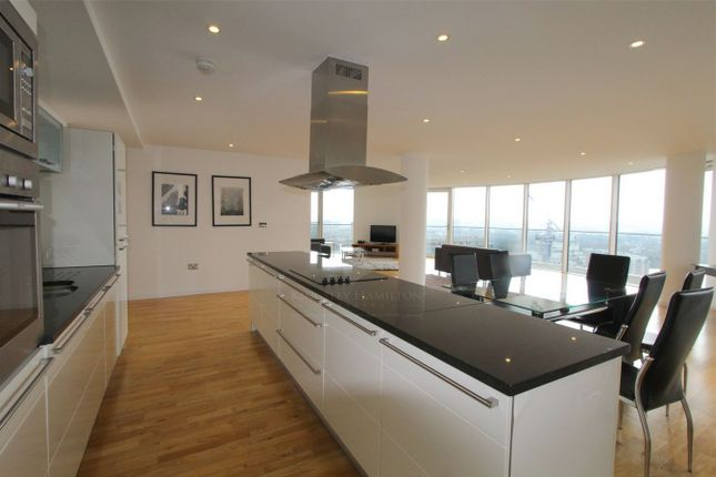 Thumbnail Flat to rent in Ability Place, Millharbour, 37 Millharbour, London, United Kingdom