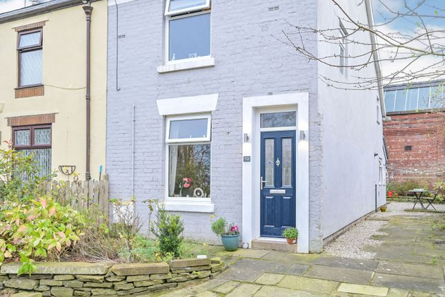 2 bed end terrace house for sale in Bournes Row, Hoghton, Preston PR5