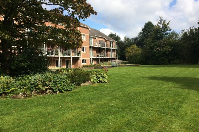 Thumbnail Flat for sale in Cedar Court, Ward Close, Barwell