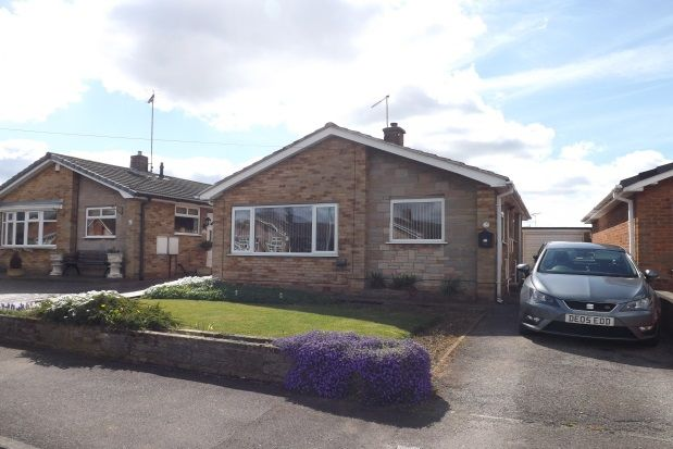 Thumbnail Detached bungalow to rent in Roger Close, Sutton In Ashfield
