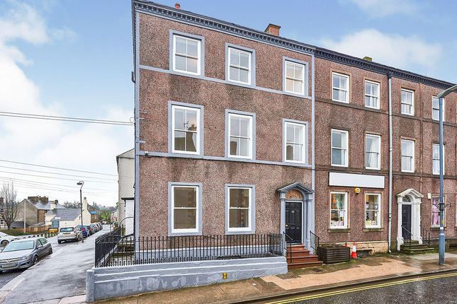 Thumbnail End terrace house for sale in King Street, Wigton, Cumbria