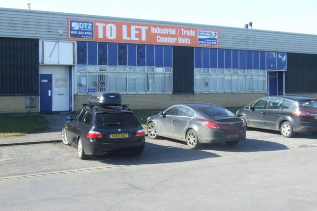 Thumbnail Light industrial to let in 2-3 Whitworth Raod, South West Industrial Estate