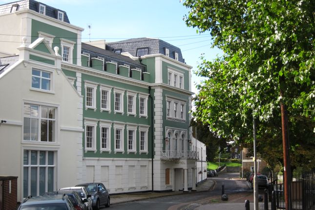 Thumbnail Flat to rent in Clarendon Royal Hotel, Gravesend
