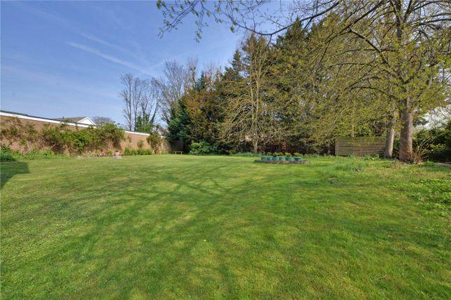 Communal Gardens of Willowcroft, Lee Park, Blackheath, London SE3