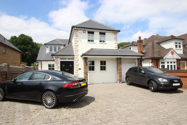 Thumbnail Detached house for sale in Five Oaks, Shipwrights Drive, Hadleigh, Benfleet