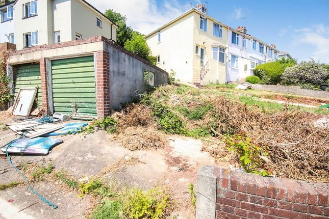 Thumbnail Land for sale in Greenway Close, Torquay
