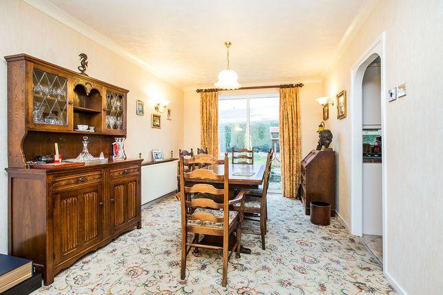 Dining Space of Harvelin Park, Todmorden, West Yorkshire OL14
