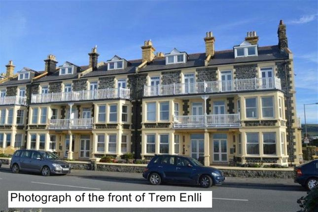 Thumbnail Flat for sale in 3, Trem Enlli, Tywyn, Gwynedd