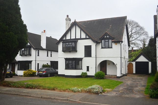 Thumbnail Detached house for sale in Wood Ride, Petts Wood, Orpington